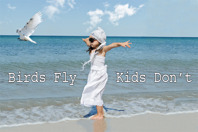 children don't fly