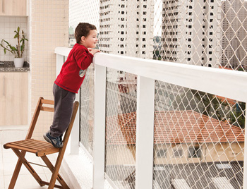 Safety Nets Can Child Proof Windows Balconies Stairs And