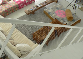 Balcony With Chair, Balcony Protection For Toddlers